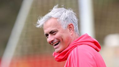 Jose Mourinho was not impressed by Man City's documentary