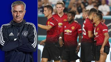 fifa live scores - Manchester United season preview: Worrying signs under Jose Mourinho
