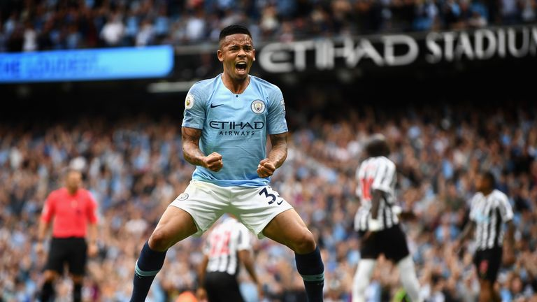 Manchester City vs. Newcastle United - Football Match Report