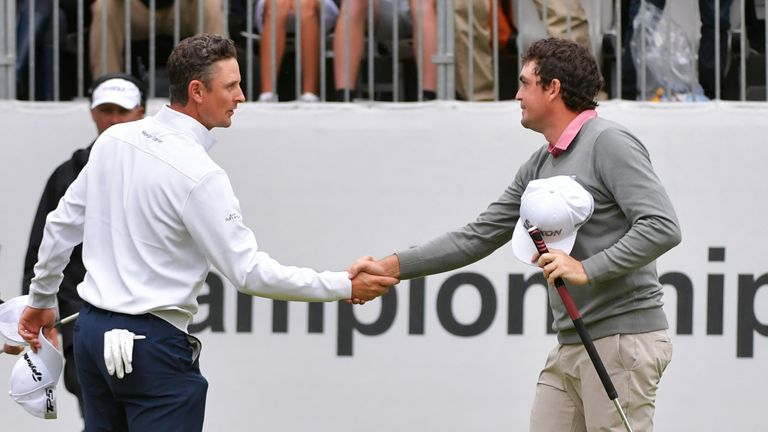 Justin Rose Crowned World Number One at BMW Championship