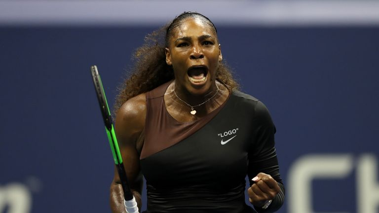 Semi-finalist Serena says still 'long way to go' at US Open