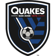 SJ E'Quakes badge