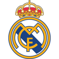 R Madrid badge