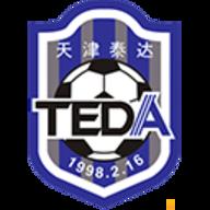 Tianjin Teda badge