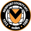 Newport County AFC Club Badge