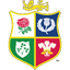 British and Irish Lions Club Badge
