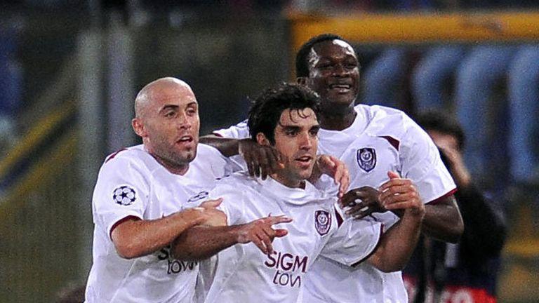 Roma 1 - 2 Cluj - Match Report & Highlights