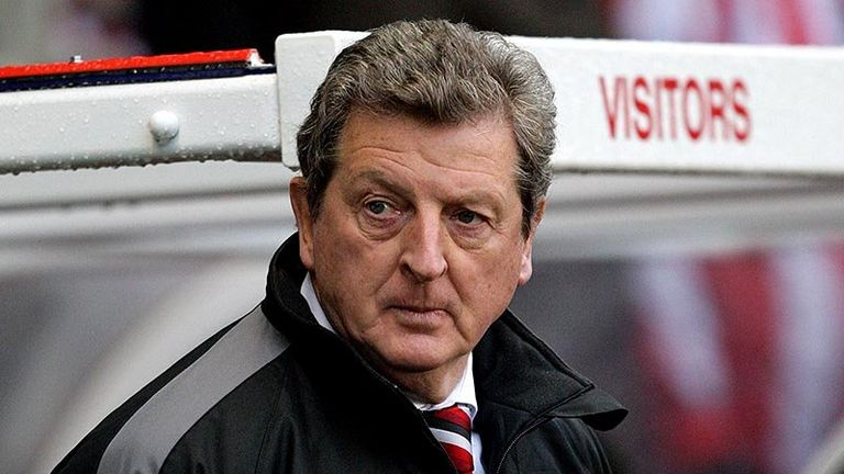 Roy Hodgson reflects on his side's performance.