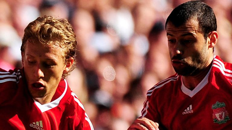 Liverpool midfield maestros
