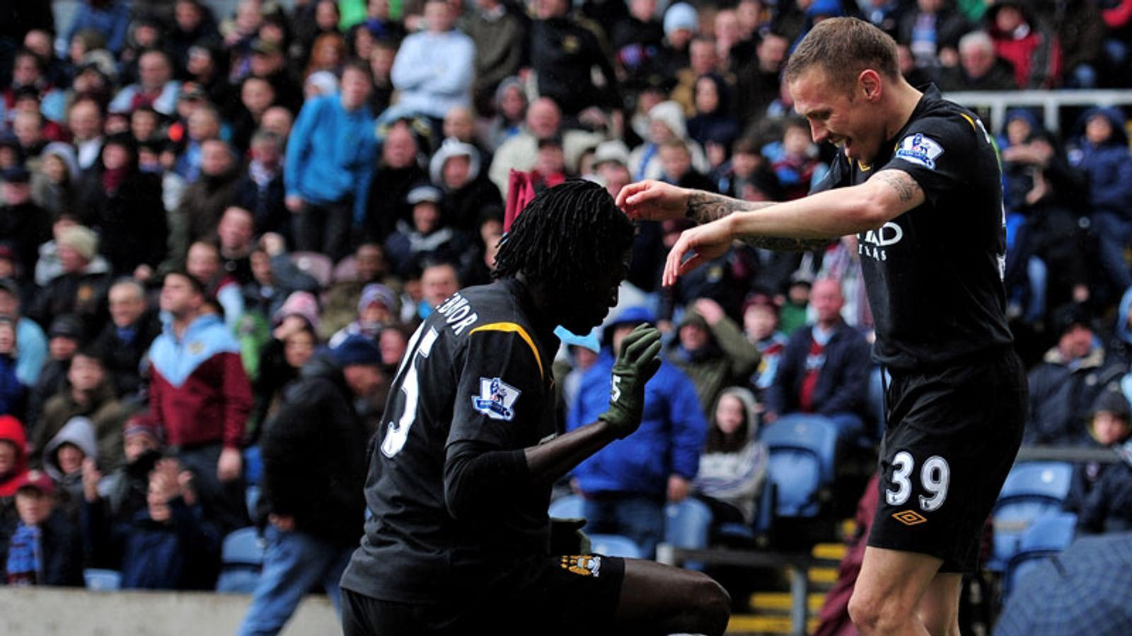 Burnley 1 - 6 Man City - Match Report & Highlights