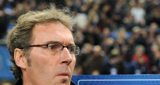 Laurent Blanc: Eyeing France improvement ahead of next summer's Euro 2012 finals