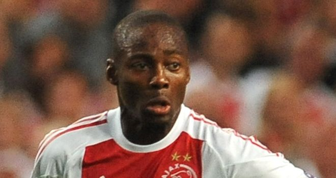 Eyong Enoh: Joined Fulham on loan from Ajax