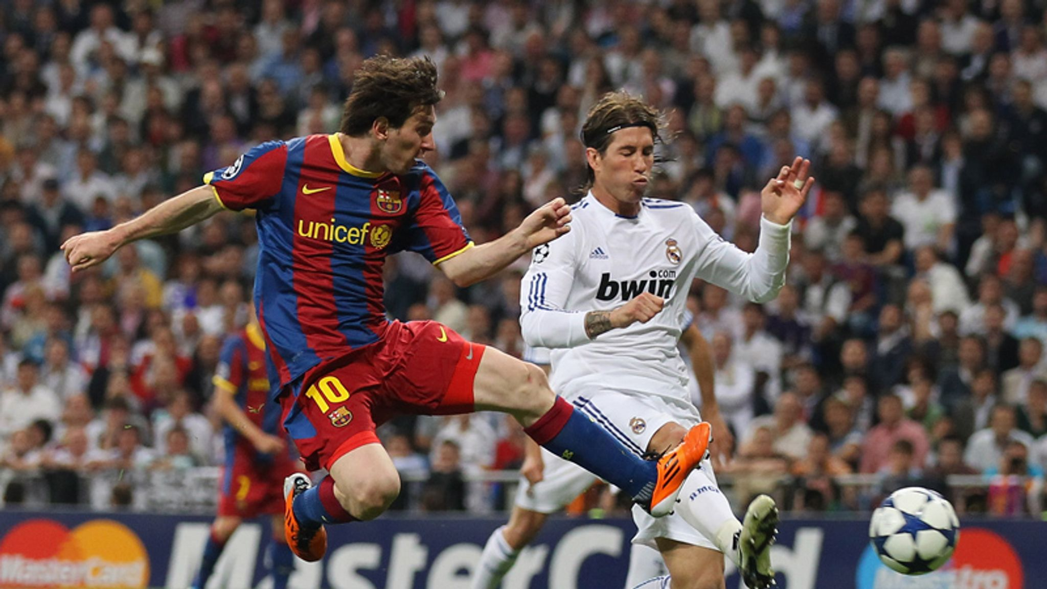 Messi Magic Inspires Barca Football News Sky Sports