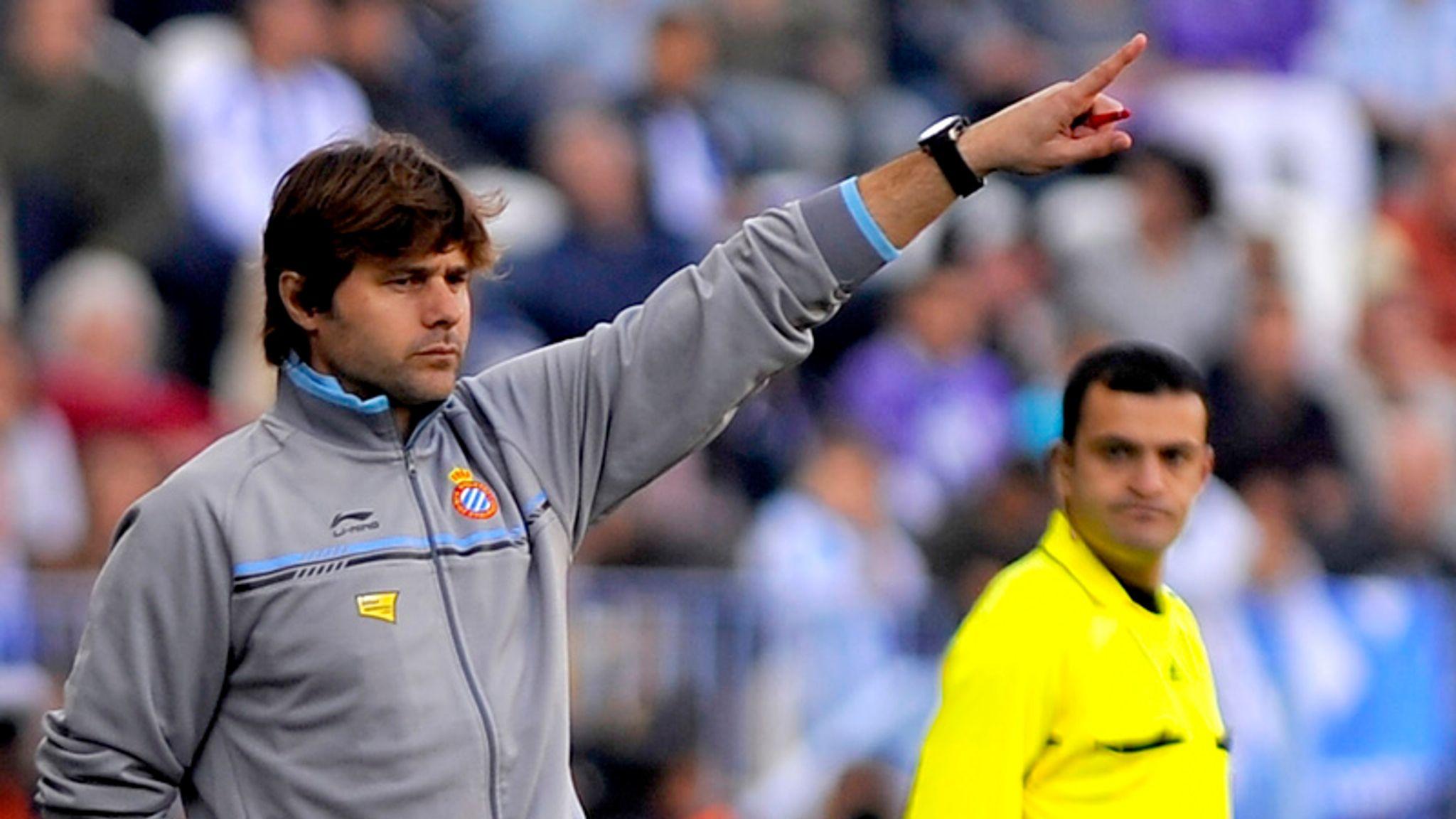 Espanyol Coach Mauricio Pochettino Suggests Simao Is Welcome To Leave Football News Sky Sports