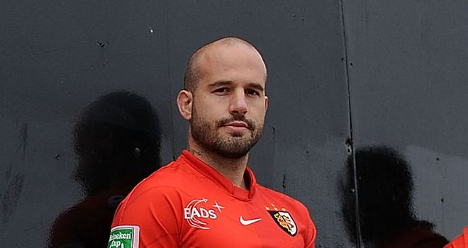 Michalak: Has spent the majority of his career with Toulouse