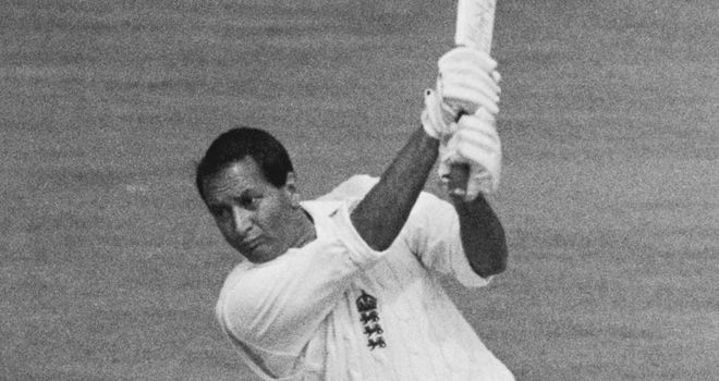 Basil d'Oliveira: An iconic figure in the world of cricket passed away aged 80