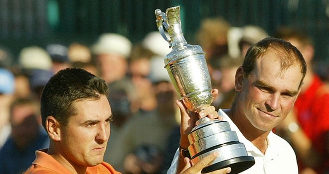 Ben Curtis produced on of golf's greatest shocks