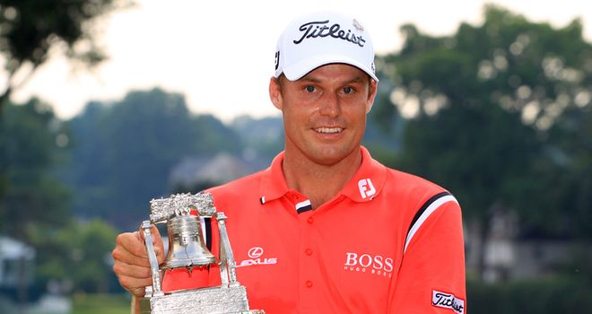 Nick Watney: did not make a bogey in a closing round of 66