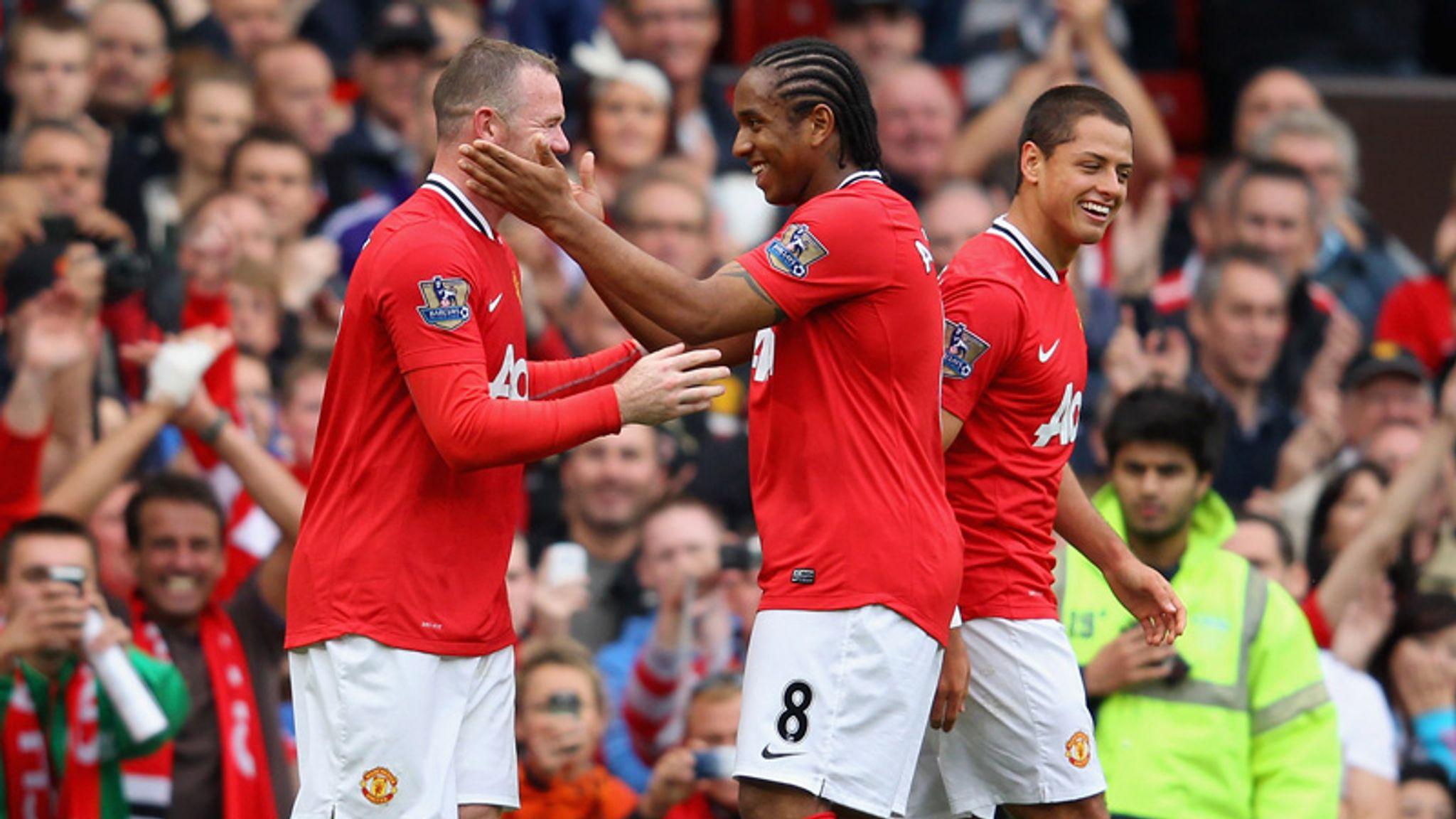 Man Utd 8 2 Arsenal Match Report Highlights