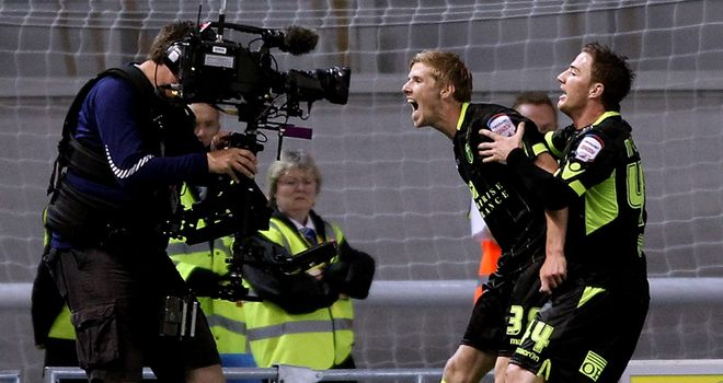 Andy Keogh: On-loan Leeds striker hopes a deal can be agreed with Wolves for him to stay