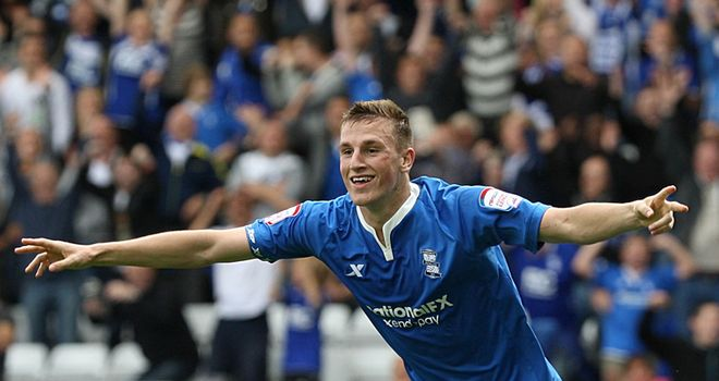 Wood: Hat-trick heroics against Millwall