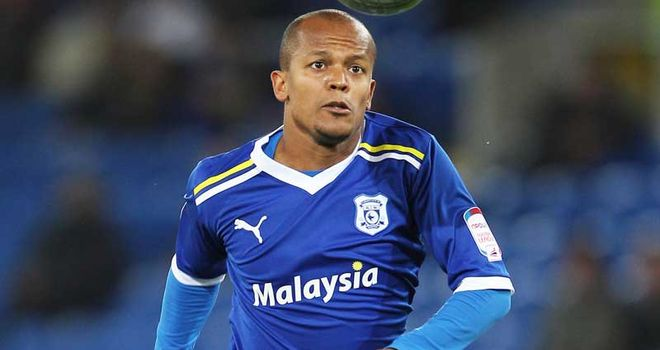 Robert Earnshaw: Set to continue his career in the MLS after leaving Cardiff