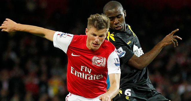 Andrey Arshavin: Has failed to make an impression at Arsenal this season