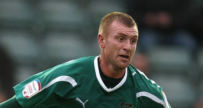 Chadwick: Hit Plymouth's third goal