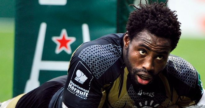Fulgence Ouedraogo: Damaged his ribs against Biarritz