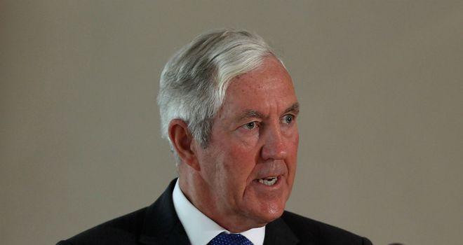 Lord Condon: Led the ICC's anti-corruption unit