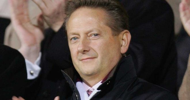 Vladimir Romanov: Controversial owner has put Hearts up for sale