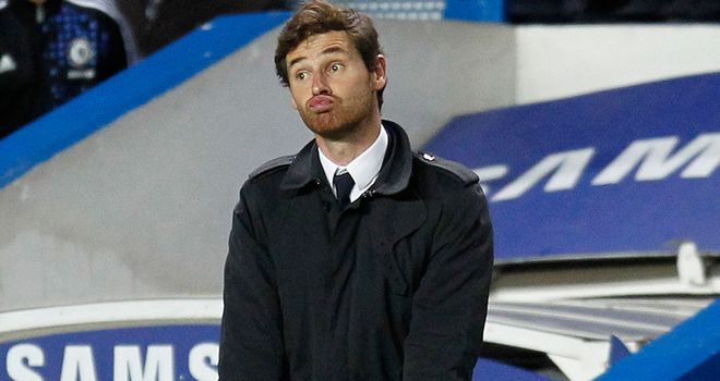 Andre Villas-Boas: Says Chelsea could make two signings during the transfer window