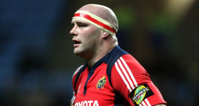 John Hayes: Munster prop bowed out with win over Connacht