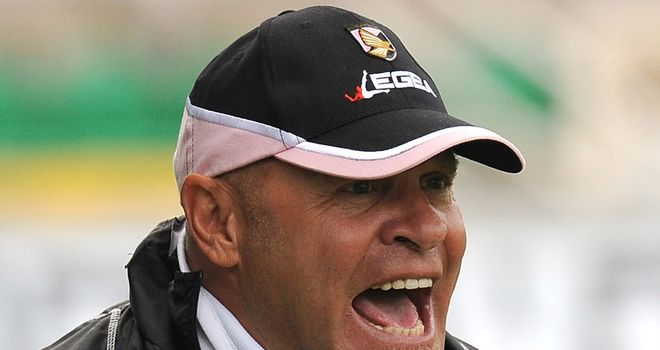 Serse Cosmi: Will not allow anxiety and tension to grow during relegation run-in