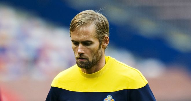 Olof Mellberg: The former Aston Villa defender has won 112 caps during his time with Sweden
