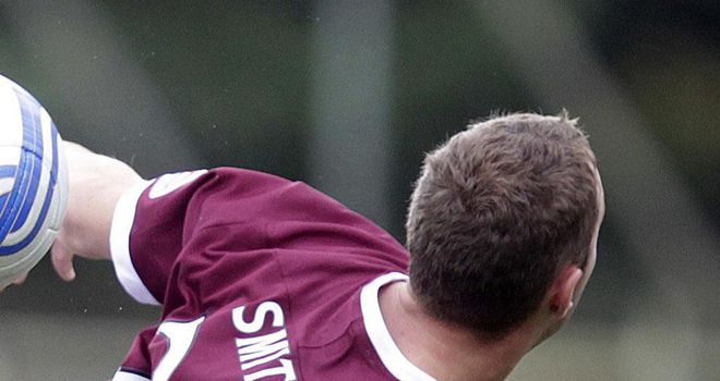 Smith: Scored the winner for Jambos