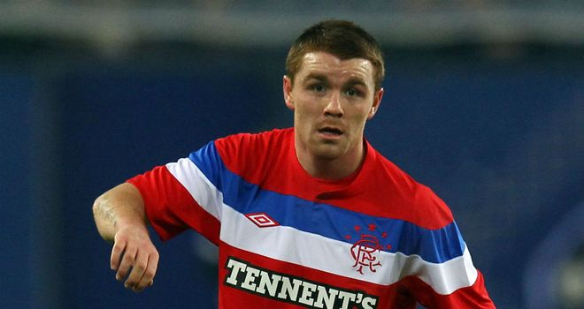 John Fleck: Limited opportunities at Rangers and hopes looking forward to reunion with Barry Ferguson