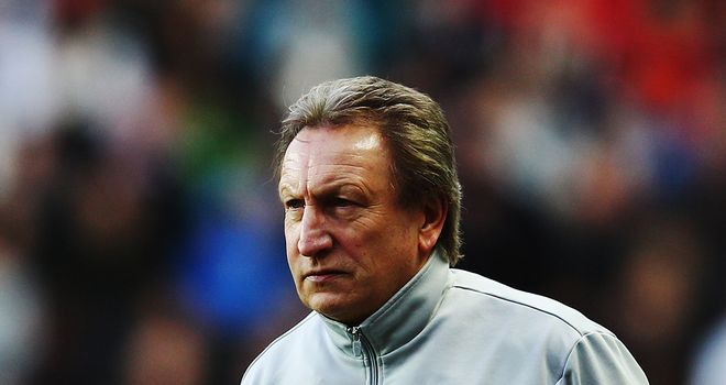 Neil Warnock : Leaving QPR after a poor start to the season