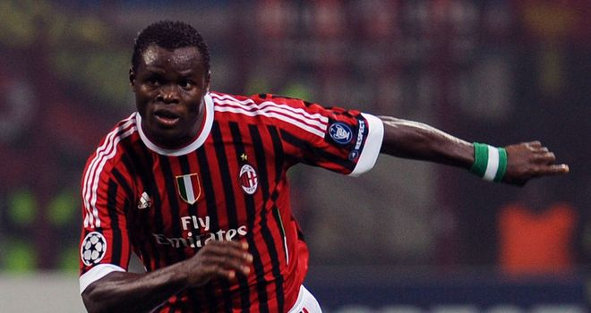 Taye Taiwo: Has been granted a work permit for six-month loan at Loftus Road