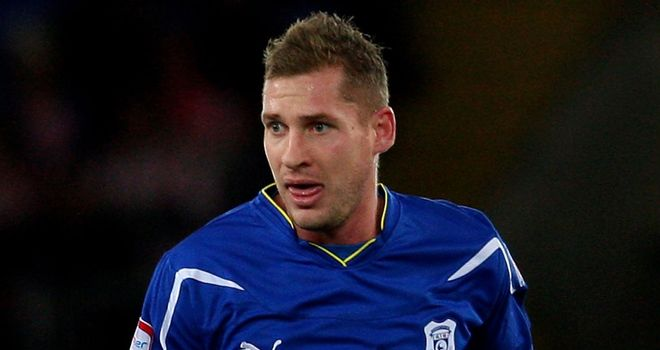 Gabor Gyepes: Training with Portsmouth as he looks to fix himself up with a new club
