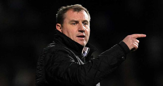 Paul Jewell: Wants to mix youth with experience in his squad