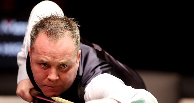 John Higgins: Scottish cueman lost out to Ding Junhui in a deciding frame in Newport