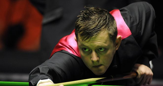 Mark Allen: Launched a scathing attack on opponent after defeat