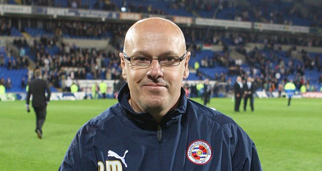 Brian McDermott: Reading manager has denied holding talks with managerless Wolves
