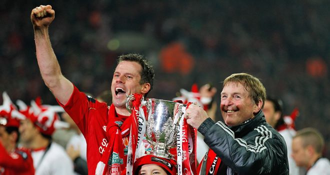 Kenny Dalglish won the League Cup with Liverpool that year - but was fired the following summer