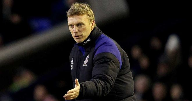 David Moyes: Knows the difference Champions League money could have made to Everton