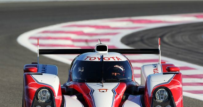 Toyota: Bigger programme for TS030 Hybrid