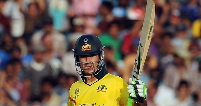 Ricky Ponting: Sees England in decline