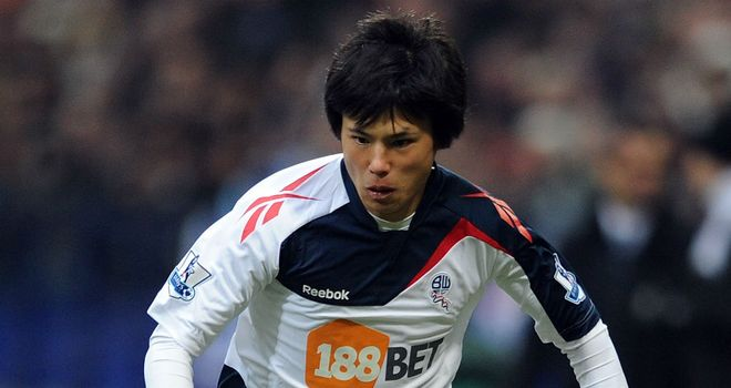 Ryo Miyaichi: Caught the eye with a lively display against Wigan on Saturday