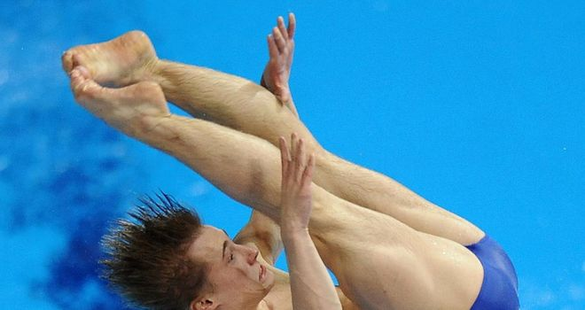 Jack Laugher: Top of the preliminaries but failed to make the final